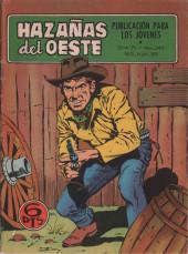 Hazañas del Oeste -240- Número 240