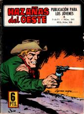 Hazañas del Oeste -241- Número 241