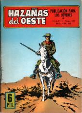 Hazañas del Oeste -244- Número 244