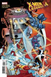 X-Men Legends (Marvel Comics - 2021) -4- Issue #4