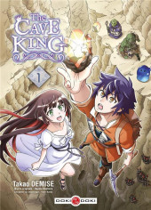 The cave king -1- Tome 1