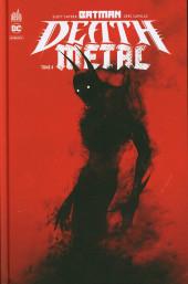 Batman : Death Metal -4- Tome 4