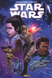 Star Wars (Panini Comics - 100% Star Wars - 2021) -1- Tome 1