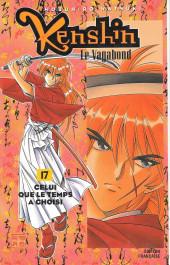 Kenshin le Vagabond -INT09- Celui que le temps a choisi / A-t'il toujours une balafre en forme de croix?