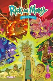 Rick and Morty présentent -1- Tome 1