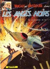 Tanguy et Laverdure -9b1978- Les anges noirs