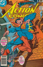 Action Comics (DC Comics - 1938) -479- The Giant from the Golden Atom!