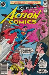 Action Comics (DC Comics - 1938) -498- The Catastrophic Man!