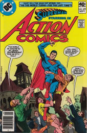 Action Comics (DC Comics - 1938) -499- As the World Turns... For the Last Time!