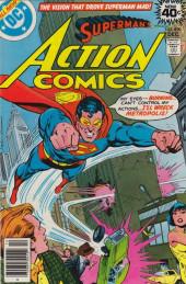 Action Comics (DC Comics - 1938) -490- No Tomorrow for Superman!