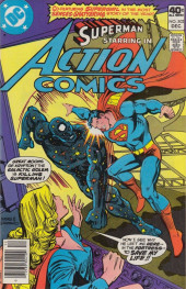 Action Comics (DC Comics - 1938) -502- Fall and Rise of the Star-Child!