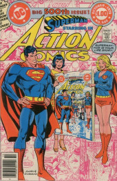 Action Comics (DC Comics - 1938) -500- The Life Story of Superman