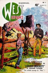 West Romance (S.E.R) -1- Laredo Crockett Mission à San Juan