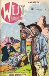West Romance (S.E.R) -4- Laredo Crockett Jugement à San Antonio