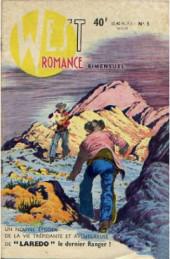 West Romance (S.E.R) -5- Laredo Crockett Jugement à San Antonio ...Suite et Fin