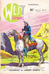 West Romance (S.E.R) -6- Laredo Crockett Jubal Kaine s'évade