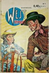 West Romance (S.E.R) -7- Laredo Crockett Jubal Kaine s'évade ...Suite et Fin