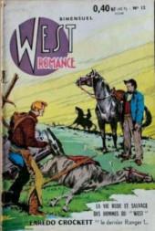 West Romance (S.E.R) -12- Le Dernier Ranger !