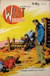 West Romance (S.E.R) -14- Laredo Crockett & Thunder Jack
