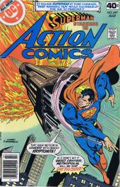 Action Comics (DC Comics - 1938) -497- Superman's Command Performance