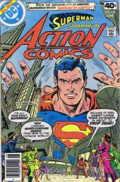 Action Comics (DC Comics - 1938) -496- Death out of a Bottle!