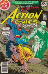 Action Comics (DC Comics - 1938) -494- The Secret of the Super-S!