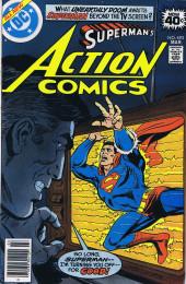 Action Comics (DC Comics - 1938) -493- The Metropolis-UFO Connection!
