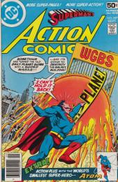 Action Comics (DC Comics - 1938) -487- Super-Origin of Microwave Man!