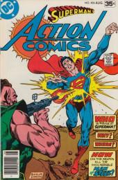 Action Comics (DC Comics - 1938) -486- Superman's Time-Killing Trip!