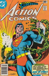 Action Comics (DC Comics - 1938) -485- The Experiment That Backfired on Superman!