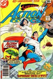 Action Comics (DC Comics - 1938) -484- Superman Takes a Wife!