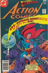 Action Comics (DC Comics - 1938) -478- Earth's Last Day!
