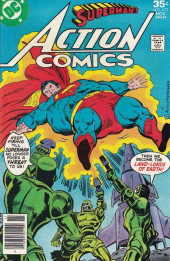Action Comics (DC Comics - 1938) -477- The Land-Lords of Earth!