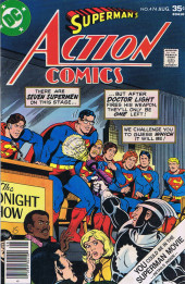 Action Comics (DC Comics - 1938) -474- Will the Real Superman Please Show Up?
