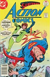 Action Comics (DC Comics - 1938) -472- The Phantom Touch of Death!