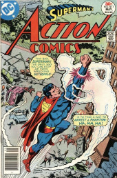 Action Comics (DC Comics - 1938) -471- One of Our Phantoms Is Missing!