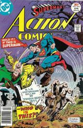 Action Comics (DC Comics - 1938) -470- Even Superman Must Die Sometime!