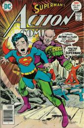 Action Comics (DC Comics - 1938) -466- You Can Take the Man out of the Super, But You Can't Take the Super out of the Boy