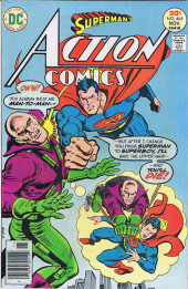 Action Comics (DC Comics - 1938) -465- Think Young and Die!