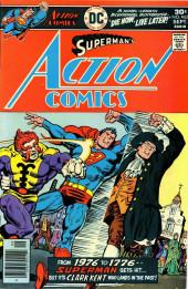Action Comics (DC Comics - 1938) -463- Die Now, Live Later!