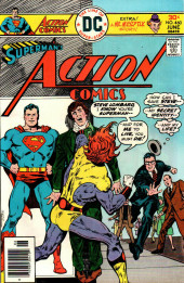 Action Comics (DC Comics - 1938) -460- Superman, You'll Be the Death of Me Yet!
