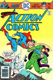 Action Comics (DC Comics - 1938) -459- Superman's Big Crack-Up!