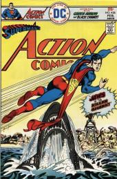 Action Comics (DC Comics - 1938) -456- Jaws of the Killer Shark!