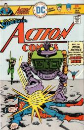 Action Comics (DC Comics - 1938) -455- Junkman-- The Recycled Superstar!