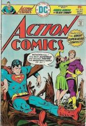 Action Comics (DC Comics - 1938) -451- The Great Super-Hero Contest!