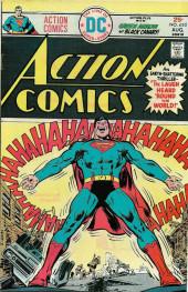 Action Comics (DC Comics - 1938) -450- The Laugh Heard 'Round The World!