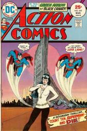 Action Comics (DC Comics - 1938) -445- Count Ten, Superman-- and Die!