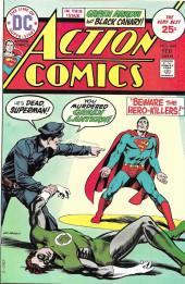 Action Comics (DC Comics - 1938) -444- Beware the Hero-Killers!