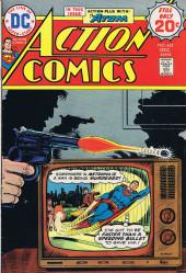 Action Comics (DC Comics - 1938) -442- The Midnight Murder Show!