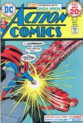 Action Comics (DC Comics - 1938) -441- Weather War Over Metropolis!